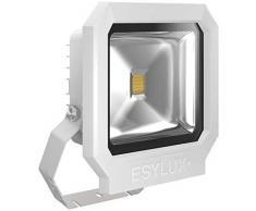 ESYLUX LED de Foco ADF OFL Sun LED 50 W5 K WS 5000 K M. Mont Bügel WS OFL Sun Foco/Faro/luz Foco 4015120810251