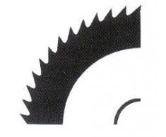 Einhell 49587811 - Hoja de sierra circular manual, para madera y tablones, 210 x 30mm, 72 dientes