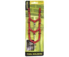 Lifetime Tools 42031 - Holder 3tlg para herramientas de jardín pala herramienta pincel ETC