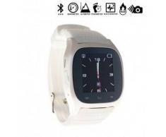 Tekkiwear by dam. Reloj digital con bluetooth 3.0 Time Saphire BT blan