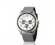 Bilyfer. Reloj analógico cronógrafo 2W414 G