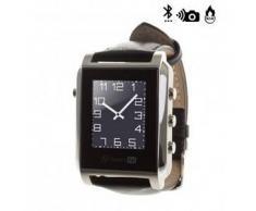Tekkiwear by dam. Reloj con pantalla de tinta digital y bluetooth 4.0
