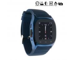 Tekkiwear by dam. Reloj digital con bluetooth 3.0 Time Saphire BT azul