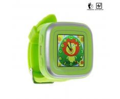 Tekkiwear by dam. Reloj digital con bluetooth Kid Smart English verde
