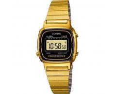 Casio Retro Gold LA670WEGA-1EF Reloj
