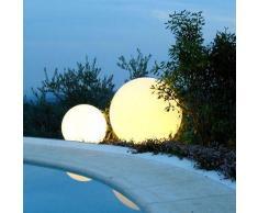 Slide Globo Out Lámpara De Exterior Ø40cm