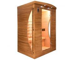 France Sauna Sauna infrarrojos Spectra 2 personas