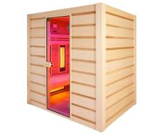 Holl's Sauna Hybrid Combi 4 personas