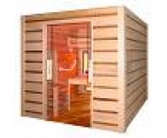 Holl's Sauna Combi Access para movilidad reducida