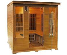 France Sauna Sauna infrarrojos Luxe Club