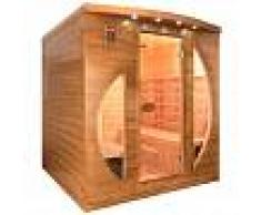 France Sauna Sauna infrarrojos Spectra 4 personas