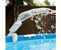 Piscinas Intex Fuente con LED multi-color para piscina Intex 28089