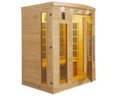 France Sauna Sauna infrarrojos Apollon 3 personas