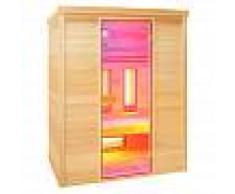 Holl's Sauna infrarrojos Multiwave 3 personas