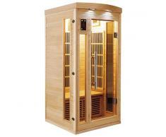 France Sauna Sauna infrarrojos Apollon 1 persona