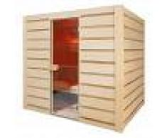 Holl's Sauna tradicional de vapor Eccolo 6 personas