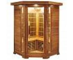 France Sauna Sauna infrarrojos Luxe rinconera 2-3 personas