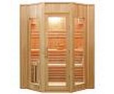 France Sauna Sauna tradicional de vapor Zen 4 personas