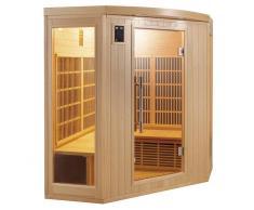 France Sauna Sauna infrarrojos Apollon rinconera 3-4 personas