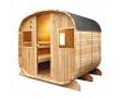 Holl's Sauna exterior de vapor Barrel