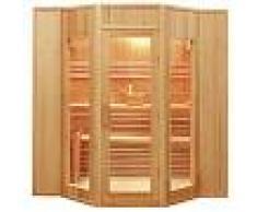 France Sauna Sauna tradicional de vapor Zen 5 personas