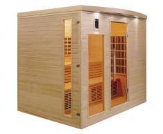 France Sauna Sauna infrarrojos Apollon 5 personas