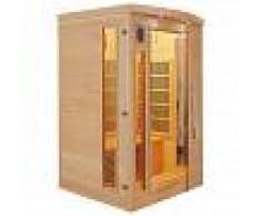 France Sauna Sauna infrarrojos Apollon 2 personas