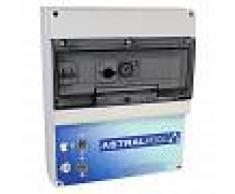 AstralPool Armario maniobra 1 bomba y control iluminación transformador 300W+600W - Tipo A