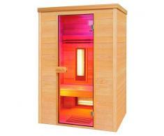 Holl's Sauna infrarrojos Multiwave 2 personas