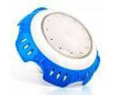 Piscinas Gre Foco proyector LED blanco válvula retorno piscina Gre LEDRW