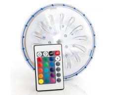 Piscinas Gre Foco LED color para piscina desmontable acero PLED1C