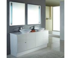 ECO-DE Mueble baño con espejo retroiluminado XELENA