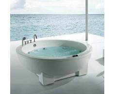 Bañera de Hidromasaje ECO-DE® ROMEO 150x150x65 cm.