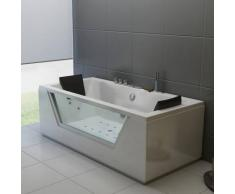 Bañera de hidromasaje ECO-DE® HYDROSANA 185x90x68 cm