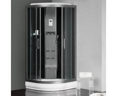 ECO-DE Cabina de ducha ELECTRA 95x95x226 cm
