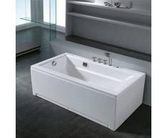 Bañera Hidromasaje ECO-DE® PURIST 170X75X52 cm