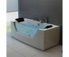Bañera de hidromasaje ECO-DE® HYDROSANA 160x80x58 cm