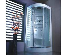 Cabina Hidromasaje ECO-DE® AMBERES 90x90x218 cm