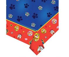 Amscan International 9903821 - Vajilla de Papel, diseño de la Patrulla Canina de plástico