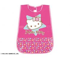 Hello Kitty - Delantal Manualidades (Perletti 99654)