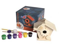Egmont Toys - Pinta tu casa para pájaros (630520)