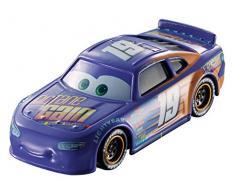 Cars Vehículo Bobby Swift, coche de juguete (Mattel DXV64)