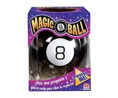 Mattel Games - Magic 8 Ball Juego de Bola Mágica, Juego de Mesa Infantil (Mattel GNP87)