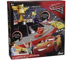 Diset Cars - Disney, Juego de Mesa 46612