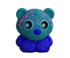 Playgro - Lámpara proyector de estrellas, color azul (0186423)