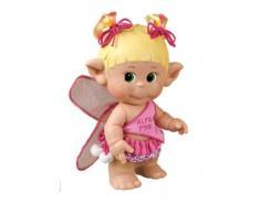 Paola Reina - Alfi, muñeca de vinilo, 18 cm, color rosa (02551)