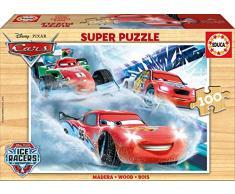 Cars Puzzle de Madera, Color (Educa Borrás 16800.0)