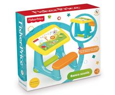 Grandi Giochi gg01810 - Fisher Price Banco Escolar