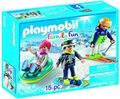 Playmobil FamilyFun 9286 Niño/niña kit de figura de juguete para niños - kits de figuras de juguete para niños (4 año(s), Niño/niña, Multicolor, Acción / Aventura)
