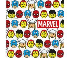 Marvel Avengers- Servilletas de papel de tres capas, 20 unidades, Color verde (Procos Partyware 78320)